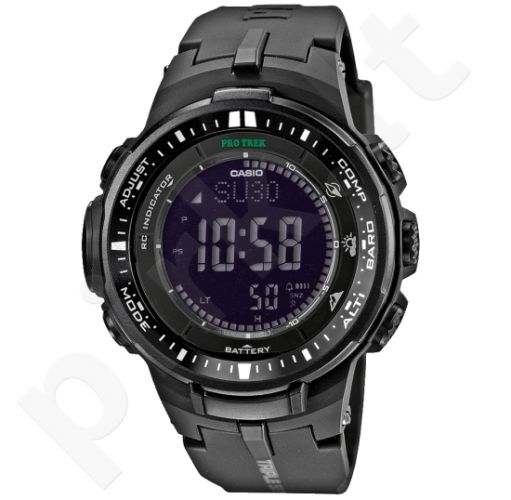 Casio laikrodis PRW-3000-1AER