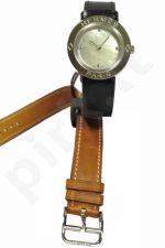Laikrodis HERMES   PASSE-PASSE moteriškas kvarcinis oda STRAP 26mm