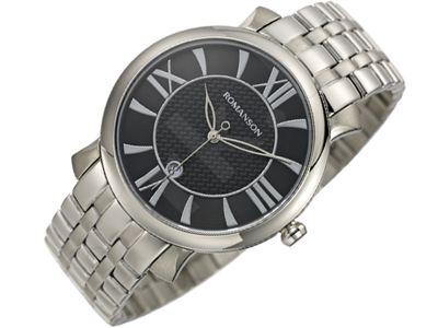 Romanson Modern TM1256MM1WA32W vyriškas laikrodis