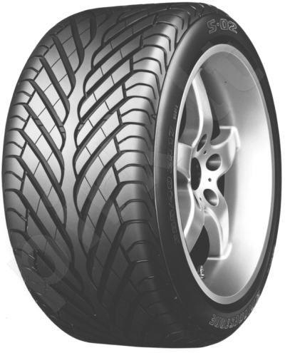 Bridgestone Potenza S02 R17