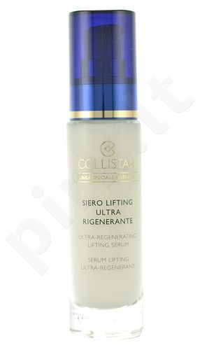 Collistar Ultra-Regenerating Lifting serumas, kosmetika moterims, 50ml