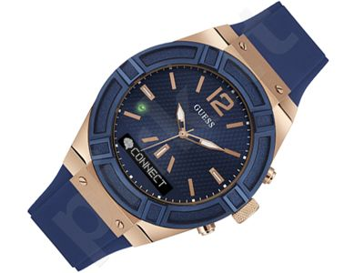 Guess Rigor Connect C0001G1 vyriškas laikrodis