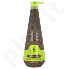 Macadamia Moisturizing Rinse plaukams, kosmetika moterims, 1000ml