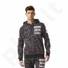 Bliuzonas  adidas ORIGINALS Street Graphic Camouflage Hoodie M BS2040