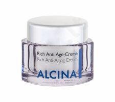 ALCINA Rich Anti-Aging Cream, dieninis kremas moterims, 50ml