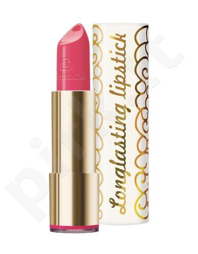 Dermacol Longlasting Lipstick New, 4,8g, kosmetika moterims  - 2