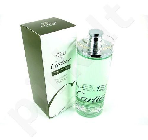 Cartier Eau De Cartier Concentree, tualetinis vanduo moterims ir vyrams, 100ml, (testeris)
