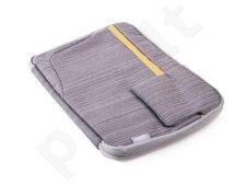 Tablet case Natec MUSSEL 10'', Nylon Grey Exclusive