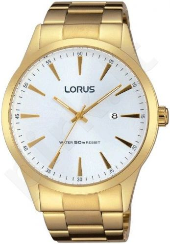 Laikrodis LORUS  STAINLESS STEEL - kvarcinis - 42 mm - 5 ATM