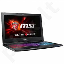 GS60 6QD-275XPL 15.6''FHD-IPS/Core i7-6700HQ/GTX965M 2GB/8GB/1TB+128SSD/NoOS