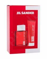 Jil Sander Sport, Sun Men, rinkinys tualetinis vanduo vyrams, (EDT 75 ml + dušo želė 75 ml)