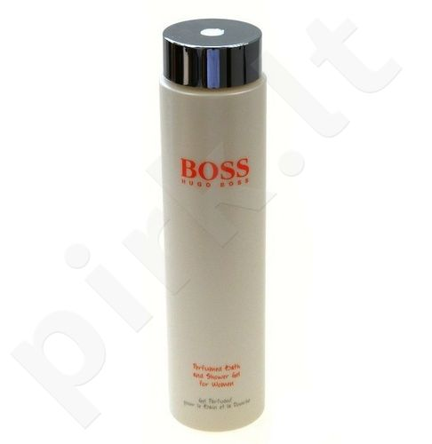 Hugo Boss Orange, dušo želė moterims, 200ml