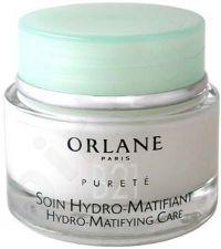 Orlane Pureté, Hydro Matifying Care, veido želė moterims, 50ml