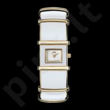 Moteriškas laikrodis STORM Ellie Gold White