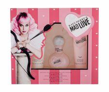 Katy Perry Katy Perry´s Mad Love, rinkinys kvapusis vanduo moterims, (EDP 50 ml + kūno losjonas 75 ml + dušo želė 75 ml)