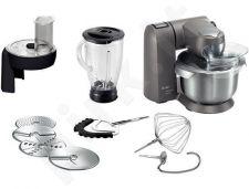 Virtuvinis kombainas Bosch MUMXL40G | juodas