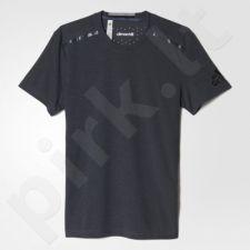 Marškinėliai treniruotėms Adidas Climachill Tee M S94514