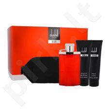 Dunhill Desire rinkinys vyrams, (EDT 100 ml + dušo želė 90 ml + losjonas po skutimosi 90 ml + kosmetikos krepšys)