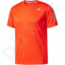 Marškinėliai bėgimui  Adidas Response Short Sleeve Tee M BP7427