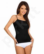 Babell medvilniniai Babell marškinėliai  NATA (juodos spalvos)