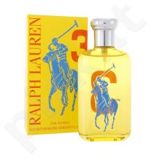 Ralph Lauren Big Pony 3 for Women, tualetinis vanduo moterims, 100ml, (testeris)