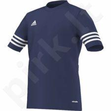 Marškinėliai futbolui Adidas Entrada 14 Junior F50547