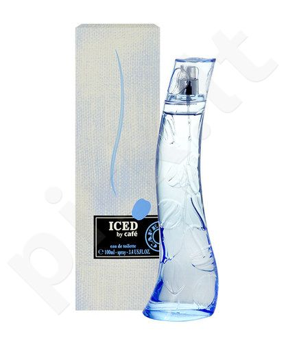 Parfums Café Iced by Café, EDT moterims, 100ml