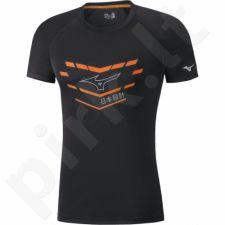 Marškinėliai bėgimui  Mizuno Core Graphic Tee M J2GA701009