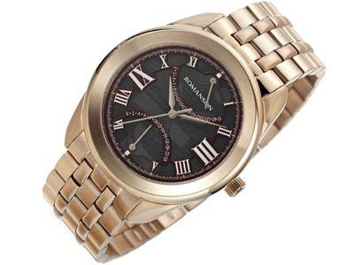 Romanson Classic TM2615BM1RB37R vyriškas laikrodis
