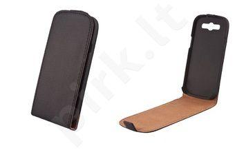 Nokia 301 Asha Dual SIM dėklas ELEGANCE Forever juodas