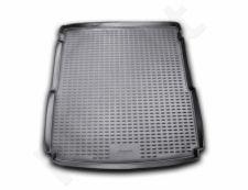 Guminis bagažinės kilimėlis VW Passat B7 Variant 2011-2015 black /N41015