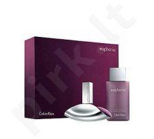 Calvin Klein (EDP 50 ml + 100 ml kūno losjonas) Euphoria, rinkinys moterims