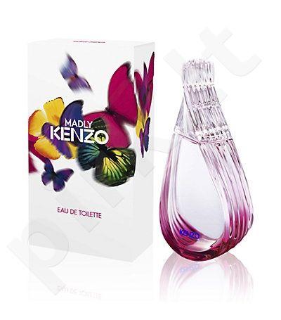 Kenzo Madly Kenzo, tualetinis vanduo (EDT) moterims, 80 ml