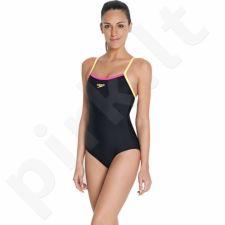 Maudymosi kostiumėlis Speedo Women's Thinstrap Muscleback W 8-05403A299
