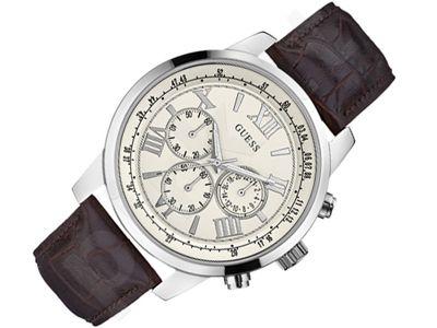 Guess Horizon W0380G2 vyriškas laikrodis-chronometras