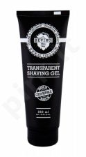 Be-Viro Men´s Only, Transparent Shaving Gel, skutimosi želė vyrams, 250ml