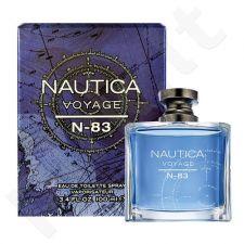 Nautica Nautica Voyage N-83, tualetinis vanduo vyrams, 100ml
