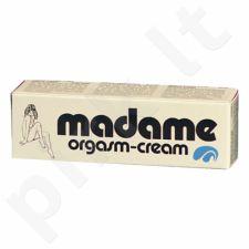 Stimuliuojantis kremas Madame orgasm 18 ml