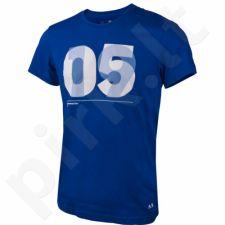 Marškinėliai futbolui Adidas Chelsea FC GR Tee Bet M AC6689