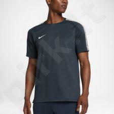 Marškinėliai futbolui Nike Breathe Squad TOP SS M 859850-454