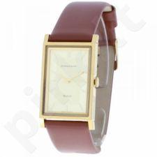 Moteriškas laikrodis Romanson DL3124 MG GD