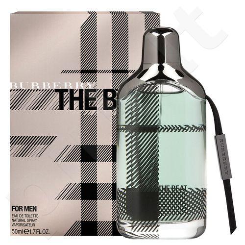 Burberry The Beat, EDT vyrams, 50ml[pažeista pakuotė]