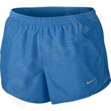 Bėgimo šortai Nike Modern Embossed Tempo short W 719759-435