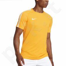 Marškinėliai futbolui Nike Breathe Squad TOP SS M 859850-845