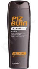 PIZ BUIN Allergy, Sun Sensitive Skin Lotion, Sun kūno losjonas moterims, 400ml