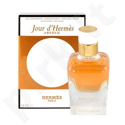 Hermes Jour d´Hermes Absolu, kvapusis vanduo moterims, 50ml (Refillable)