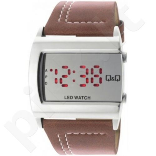 Universalus laikrodis Q&Q LED laikrodis M101J301Y