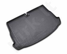 Guminis bagažinės kilimėlis VW Scirocco 2009-> black /N41024