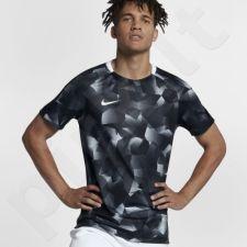 Marškinėliai Nike NK Dry SQD Top SS CL M 882928-100