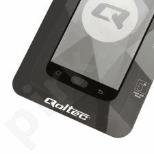 Qoltec Grūdintas stiklas Ekrano apsauga Huawei P20 3D Full covered Black